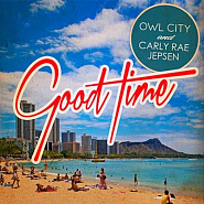 Owl City etc. - Good Time notas para el fortepiano