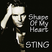 Sting - Shape of My Heart notas para el fortepiano
