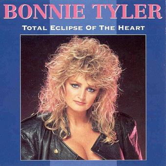 Bonnie Tyler - Total Eclipse of the Heart notas para el fortepiano