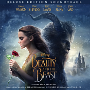 Alan Menken - Overture (From Beauty and the Beast) notas para el fortepiano