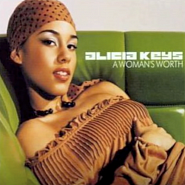 Alicia Keys - A Woman's Worth notas para el fortepiano