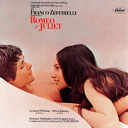 Nino Rota - The Death of Mercutio and Tybalt notas para el fortepiano
