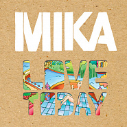 MIKA - Love Today notas para el fortepiano