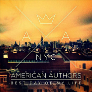 American Authors - Best Day of My Life notas para el fortepiano