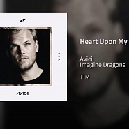 Imagine Dragons etc. - Heart Upon My Sleeve notas para el fortepiano