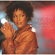 Whitney Houston - My Love Is Your Love notas para el fortepiano