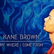 Kane Brown - My Where I Come From notas para el fortepiano