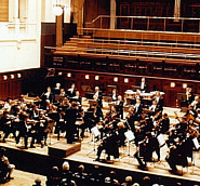 City of Prague Philharmonic Orchestra notas para el fortepiano