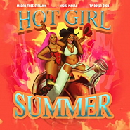 Megan Thee Stallion etc. - Hot Girl Summer notas para el fortepiano