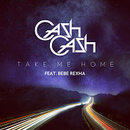 Cash Cash etc. - Take Me Home notas para el fortepiano