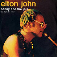 Elton John - Bennie and the Jets notas para el fortepiano