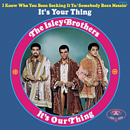 The Isley Brothers - It'S Your Thing notas para el fortepiano