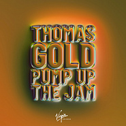 Thomas Gold - Pump Up The Jam notas para el fortepiano