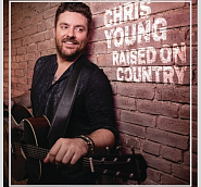 Chris Young - Raised on Country notas para el fortepiano