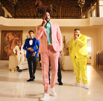 DJ Khaled, Meek Mill, J Balvin, Lil Baby, Jeremih - You Stay notas para el fortepiano