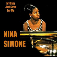 Nina Simone - My Baby Just Cares for Me notas para el fortepiano