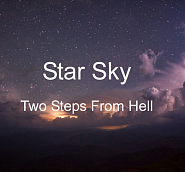 Two Steps from Hell - Star Sky notas para el fortepiano