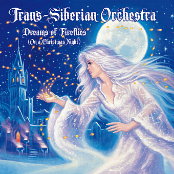 Trans-Siberian Orchestra - Dreams of Fireflies (On A Christmas Night) notas para el fortepiano
