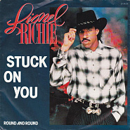 Lionel Richie - Stuck on You notas para el fortepiano