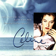 Celine Dion - Because You Loved Me notas para el fortepiano