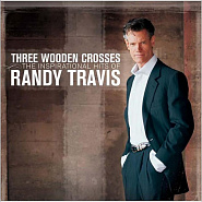 Randy Travis - Three Wooden Crosses notas para el fortepiano