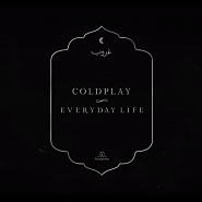 Coldplay - Everyday Life notas para el fortepiano
