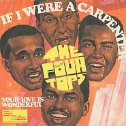 The Four Tops - If I Were A Carpenter notas para el fortepiano