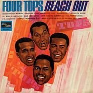 The Four Tops - Reach Out I'll Be There notas para el fortepiano