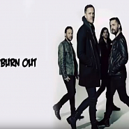 Imagine Dragons - Burn Out notas para el fortepiano