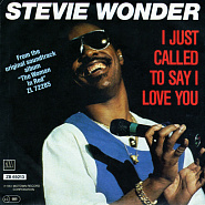 Stevie Wonder - I Just Called To Say I Love You notas para el fortepiano