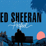 Ed Sheeran - Perfect notas para el fortepiano