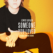 Lewis Capaldi - Someone You Loved notas para el fortepiano
