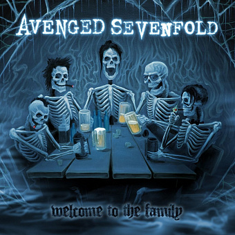 Avenged Sevenfold - Welcome to the Family notas para el fortepiano