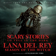 Lana Del Rey - Season of the Witch (From the Motion Picture Scary Stories to Tell in the Dark) notas para el fortepiano