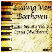 Ludwig van Beethoven - Piano Sonata No. 21 in C major, Op. 53 notas para el fortepiano