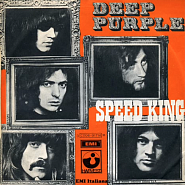 Deep Purple - Speed King notas para el fortepiano