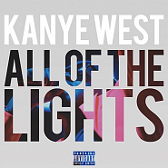 Kanye West etc. - All of the Lights notas para el fortepiano