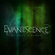 Evanescence - My Heart Is Broken notas para el fortepiano