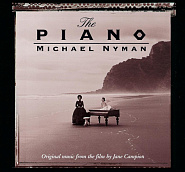 Michael Nyman - The Heart Asks Pleasure First (OST The Piano) notas para el fortepiano