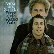 Simon & Garfunkel - Bridge Over Troubled Water notas para el fortepiano