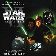 John Williams - Parade of the Ewoks notas para el fortepiano