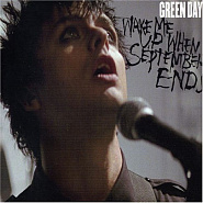 Green Day - Wake Me Up When September Ends notas para el fortepiano