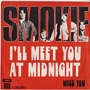 Smokie etc. - I'll Meet You At Midnight notas para el fortepiano