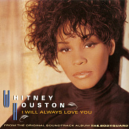 Whitney Houston - I Will Always Love You notas para el fortepiano