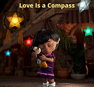 Griff - Love Is A Compass notas para el fortepiano